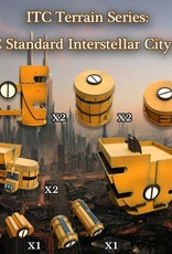 ITC Terrain Series: ITC Standard Interstellar City Set