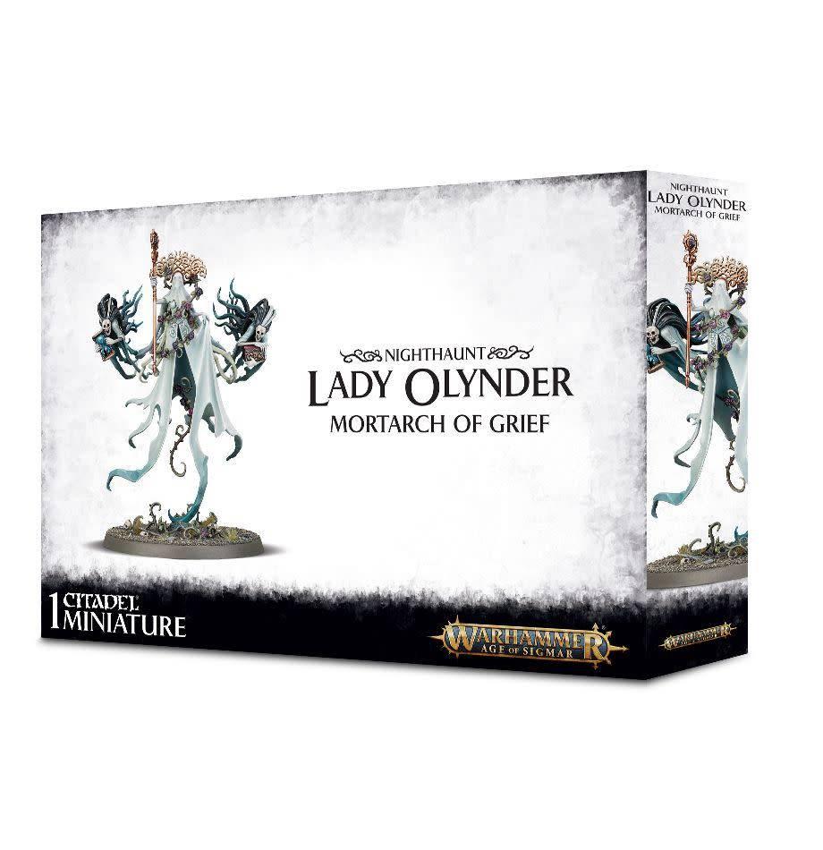 Games Workshop Lady Olynder, Mortarch of Grief