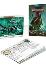 Games Workshop Warscroll Cards: Nighthaunt