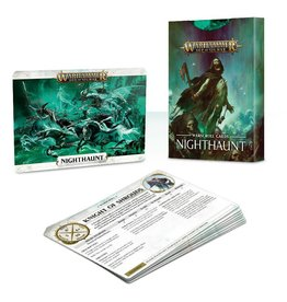 Games Workshop Warscroll Cards: Nighthaunt