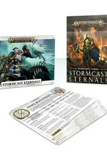 Games Workshop Warscroll Cards: Stormcast Eternals