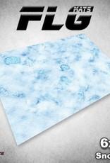 FLG Mats: Snow 2 6x4