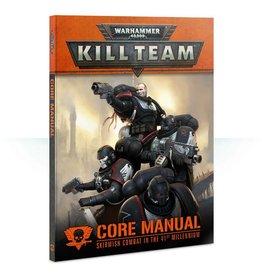 Games Workshop Warhammer 40,000 Kill Team Core Manual