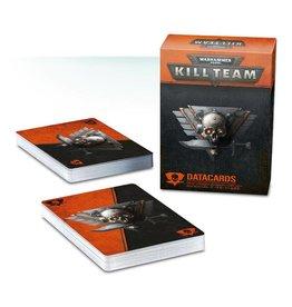 Games Workshop Kill Team Datacards