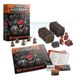 Games Workshop Kill Team: Drop Force Imperator – Astra Militarum Starter Set