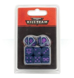 Games Workshop Kill Team Tyranids Dice