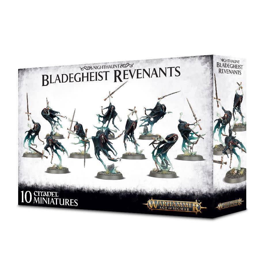 Games Workshop Bladegheist Revenants