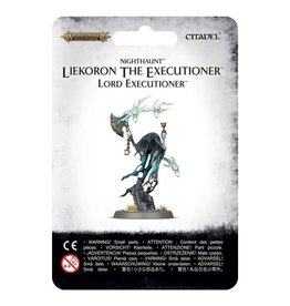 Games Workshop Liekeron the Executioner