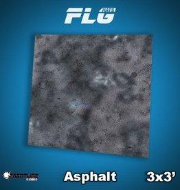 Frontline Gaming FLG Mats: Asphalt 3x3'