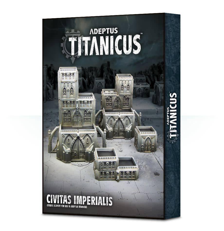 Games Workshop Adeptus Titanicus: Civitas Imperialis