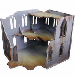 Frontline Gaming ITC Terrain Series: Gothic Ruins Manor
