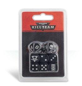 Games Workshop Kill Team Deathwatch Dice