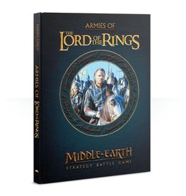Games Workshop Armies of The Lord of the Rings™