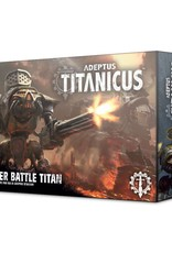 Games Workshop Adeptus Titanicus Reaver Battle Titan