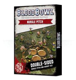 Games Workshop Blood Bowl Nurgle Pitch