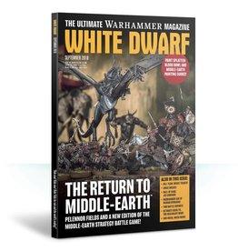Games Workshop White Dwarf September 2018