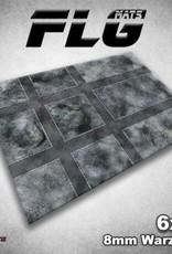 Frontline Gaming FLG Mats: 8mm Warzone 6x4'