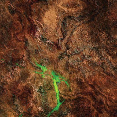 FLG Mats: Irradiated Plains 6x4'