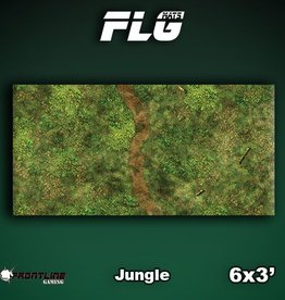 Frontline Gaming FLG Mats: Jungle 6x3'