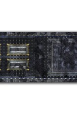 Frontline Gaming FLG Mats: Infested Spaceship 1 6x3'