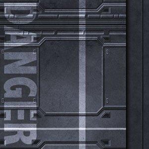 Frontline Gaming FLG Mats: Spaceship 1 4x4'