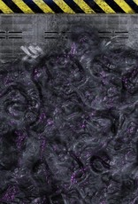 Frontline Gaming FLG Mats: Infested Spaceship 1 4x4'