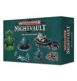 Games Workshop Warhammer Underworlds: Nightvault Arcane Hazards