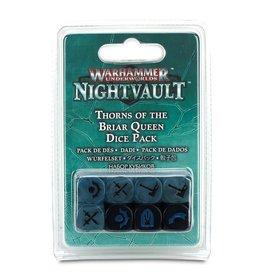 Games Workshop Warhammer Underworlds: Nightvault Thorns of the Briar Queen Dice Pack
