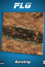 Frontline Gaming FLG Mats: Airstrip 3x3'