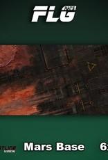 Frontline Gaming FLG Mats: Mars Base 6x3'