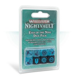 Games Workshop Warhammer Underworlds: Nightvault – Eyes of the Nine Dice