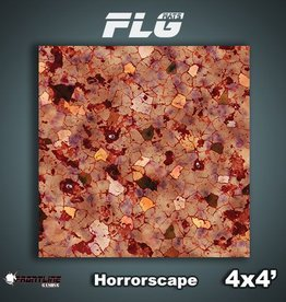 Frontline Gaming FLG Mats: Horrorscape 4x4'