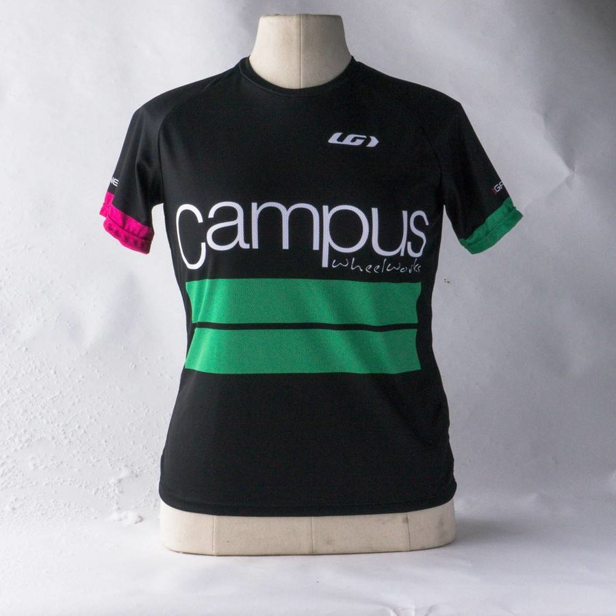 Campus Tech T's Womens by Louis Garneau