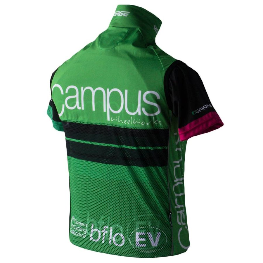Campus Entropa Mesh Wind Vest by Verge