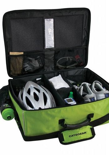 Cat5 Gear Case Green