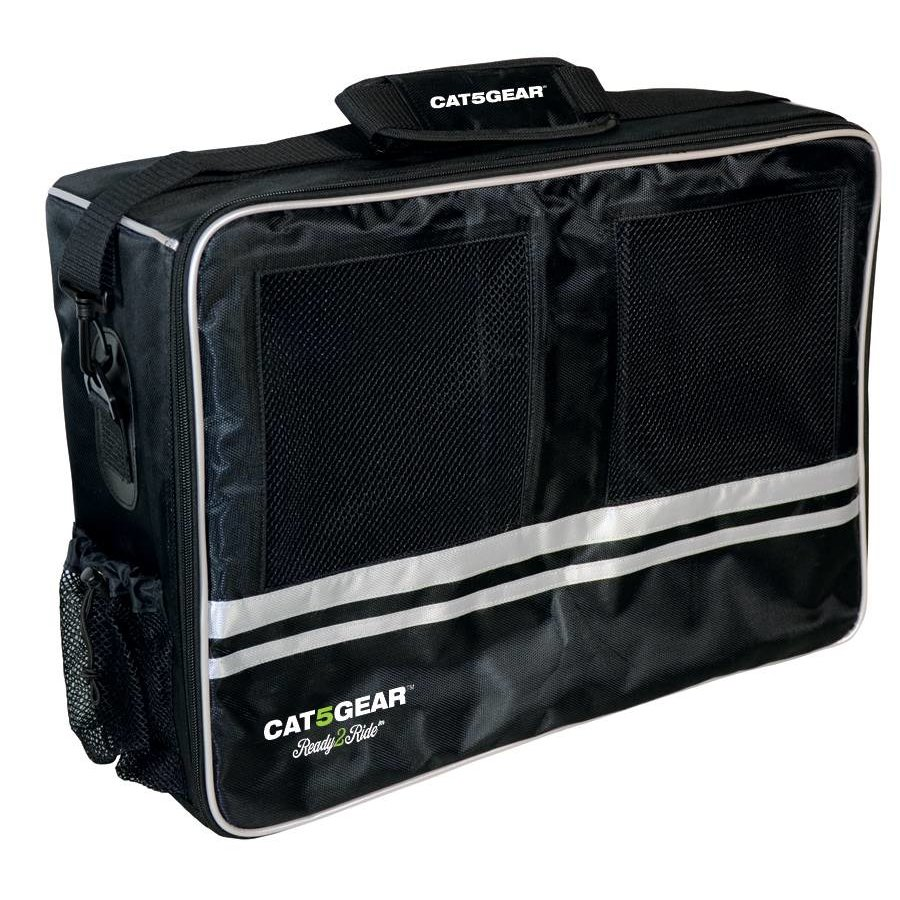 Cat5 Cyclist Gear Case Jet Black