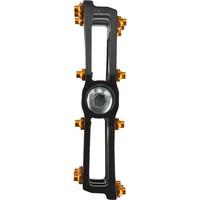 45NRTH Heiruspecs Platform Pedal Black
