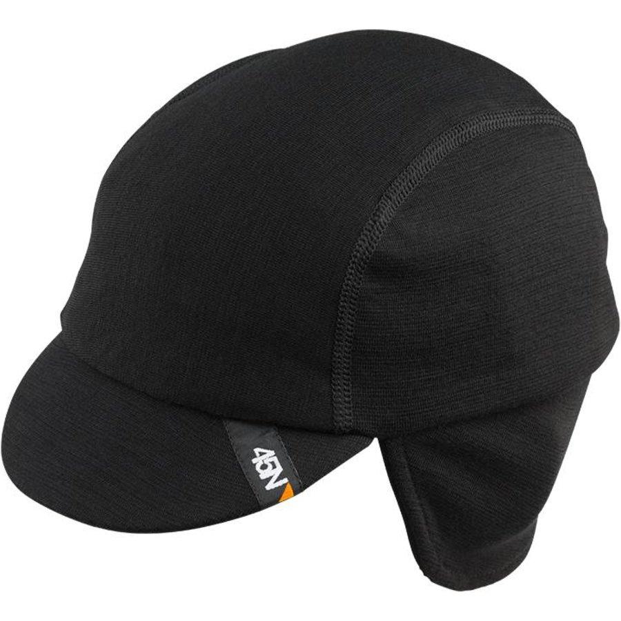 45NRTH Greazy Cap Black