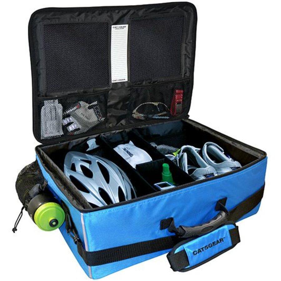 Cat5 Cyclist Gear Case Ocean Blue