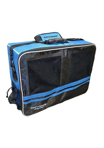 Cat5 Cyclist Gear Case Ocean Blue