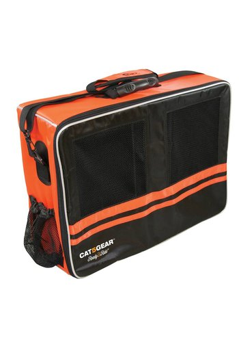 Cat5 Cyclist Gear Case Sunburst Orange