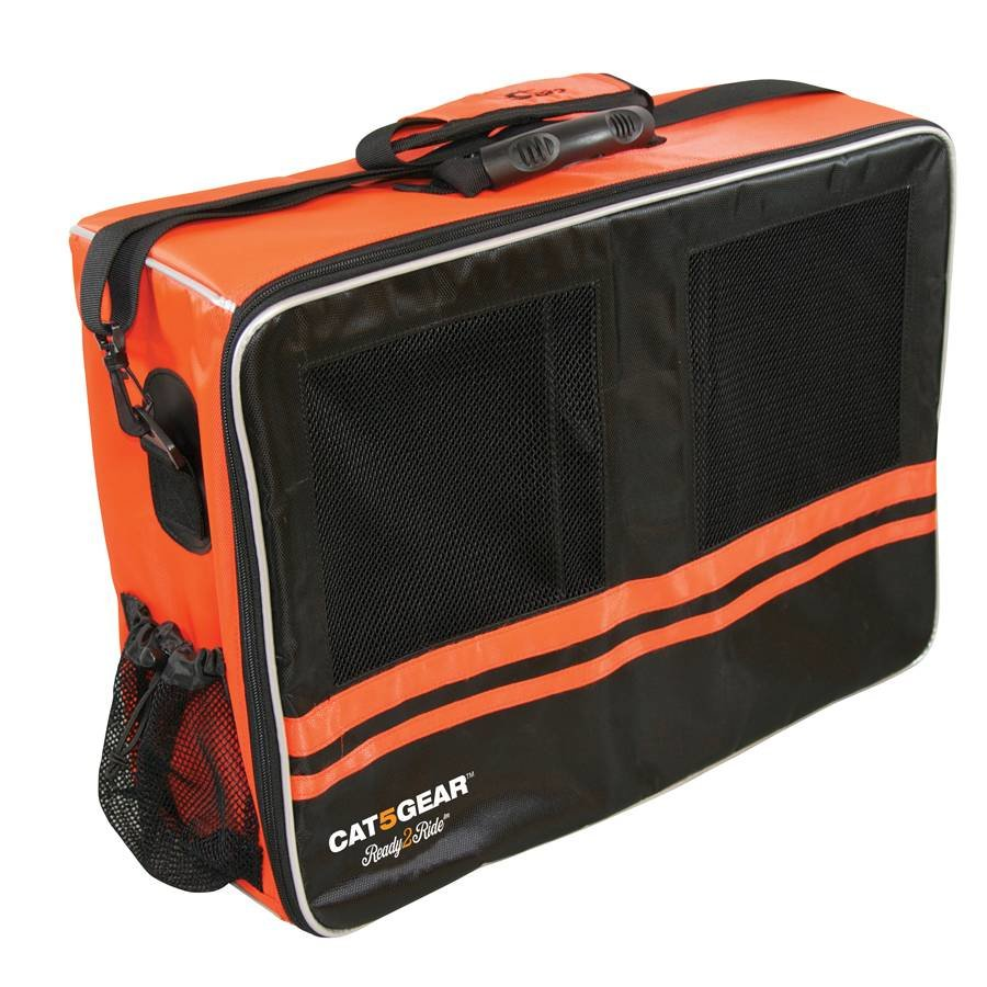 Cat5 Cyclist Gear Case Sunburst Orange