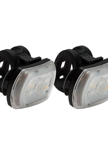Blackburn 2'fer Front or Rear Light 2pk