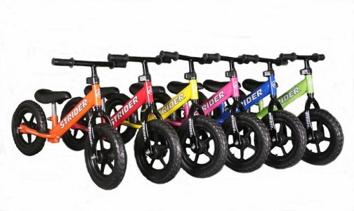 strider bikes color options