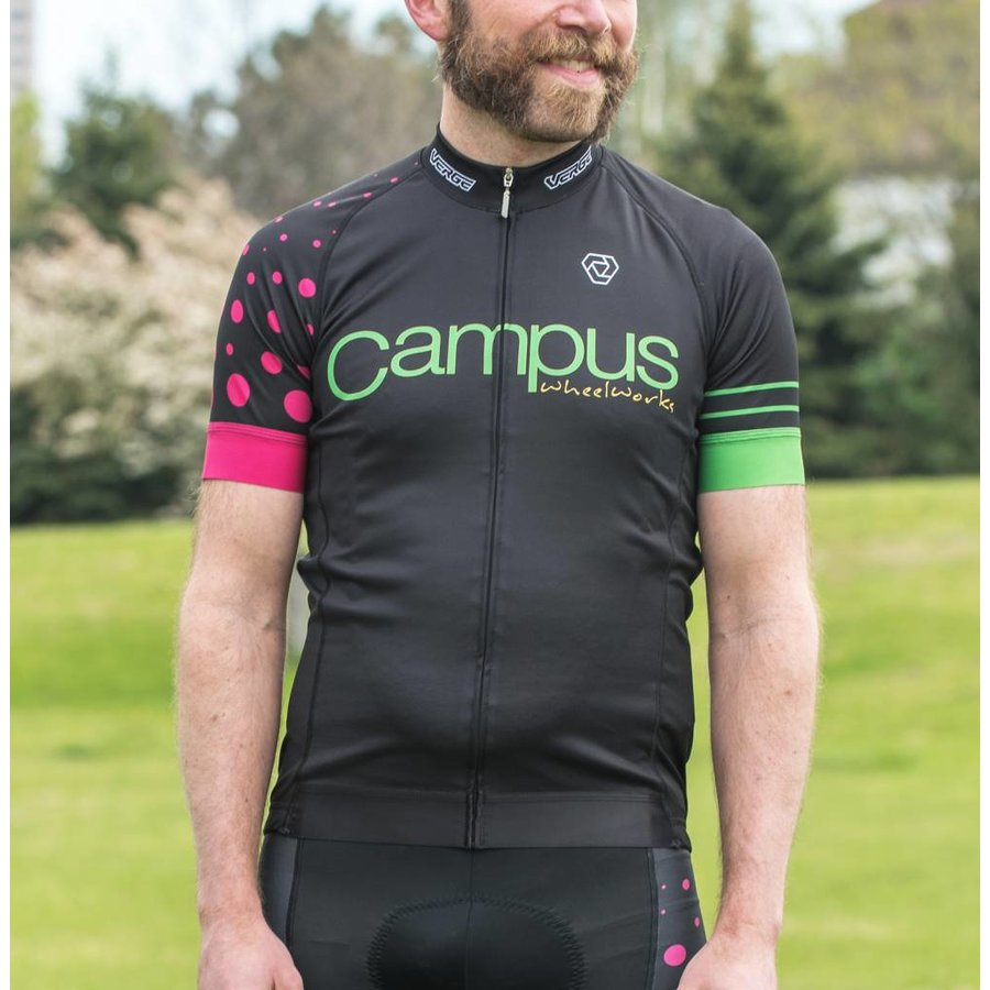 Campus Shop Team Cycling Jersey - Men's