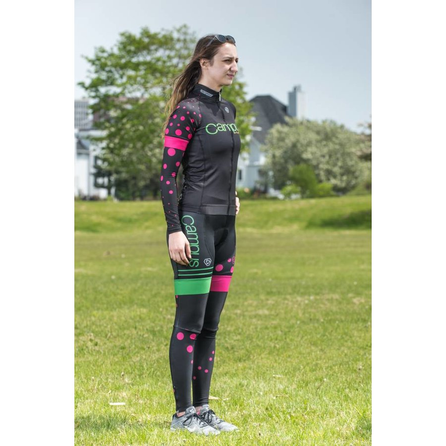 Campus Shop Team cycling Jersey - Women's