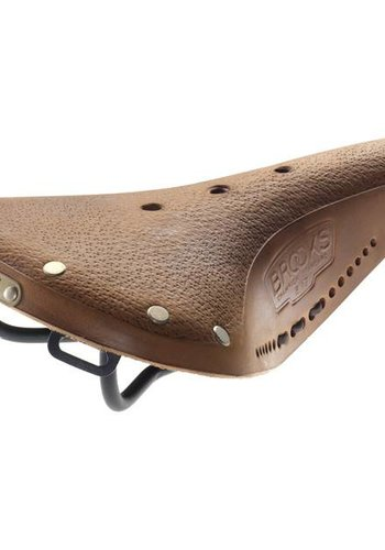 Brooks Brooks B17 Pre-Aged Saddle Dark Tan