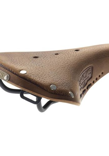 Brooks Brooks B17s Pre-Aged Saddle Dark Tan