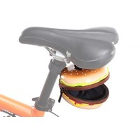 Bikase Cheeseburger bike seat bag