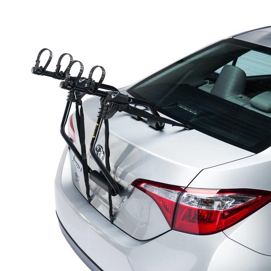 Saris Sentinel Trunk Rack: 2-Bike Black